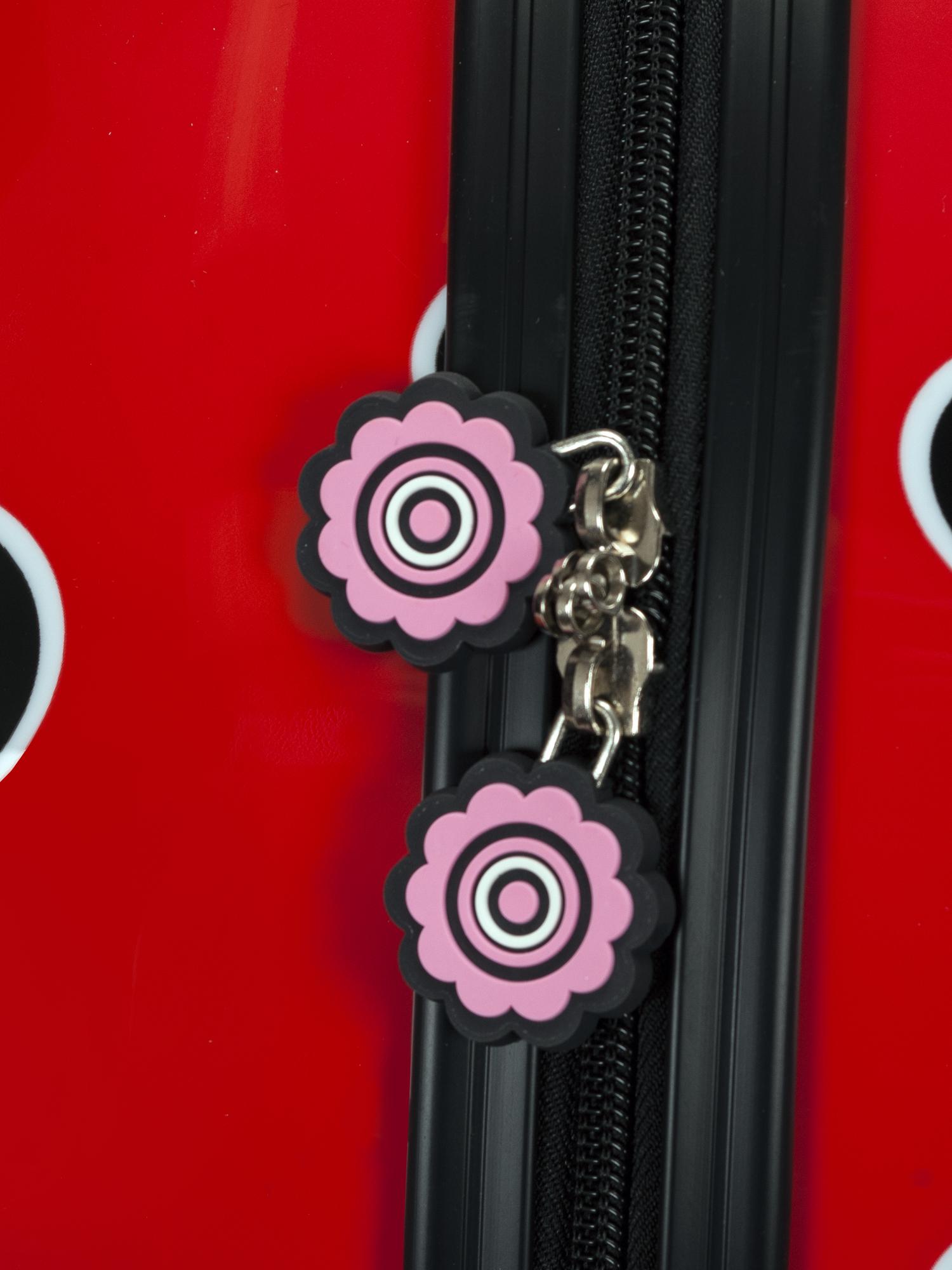 B02-LADYBUG zippers