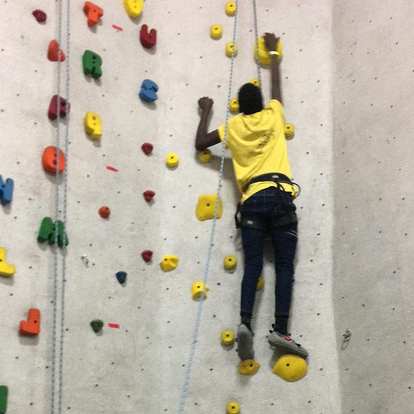 Rock Climbing (Climber Signup)