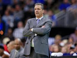 """John Calipari says the schedule is """"almost complete."""""""