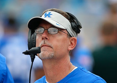 Two coaches have been let go from Kentucky's coaching staff