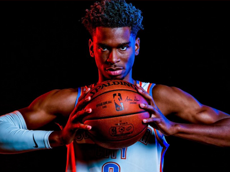 Shai Gilgeous-Alexander signs max extension with OKC