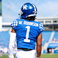 Wan'Dale Robinsons' First Catch At UK Was A Touchdown