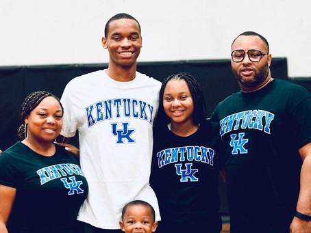 Get to know Kentuckys newest commitment Nolan Hickman