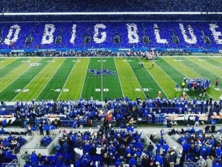 Kentucky Cancels The '21 Blue-White Scrimmage