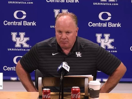 WATCH: Mark Stoops vents about his players that are facing legal trouble