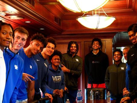 The Offseason of Kentucky Basketball