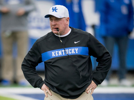 Mark Stoops is chasing Kentucky greatness