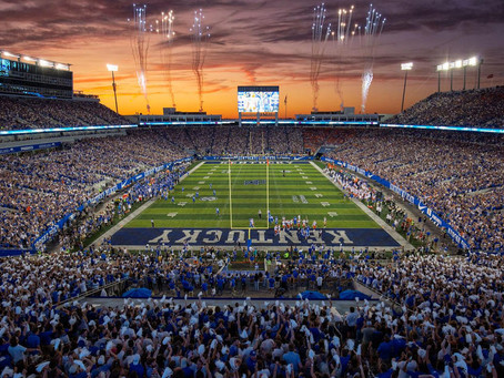 It's starting to look like Kentucky games will have some fans this fall/winter