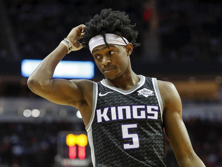 De'Aaron Fox Drops Some Off The Court Dimes On the ATS Podcast
