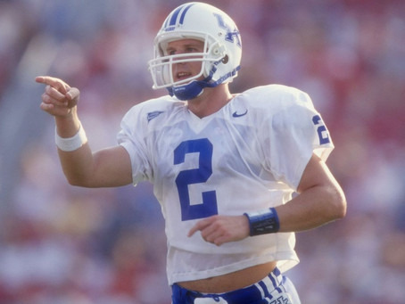 Tim Couch To Be Inducted Into The National High School Hall Of Fame