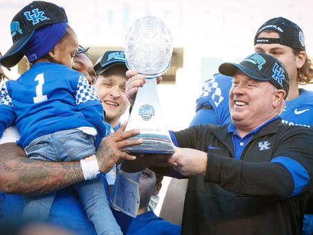 Kentucky plans to accept a bowl bid this postseason