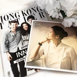 As always, love working with _hongkongtatler and especially with this M⭐️ Chef and mama to be for Ju
