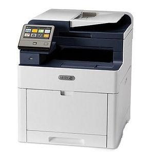 ¨Έγχρωμο πολυμηχάνημα Xerox.