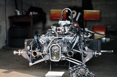 "027-Shadow DN5, Tom Pryce F1 Italy 1975 18""x27"""