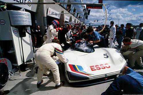 166-Peugeot 905 1991 24 Hr Le Mans