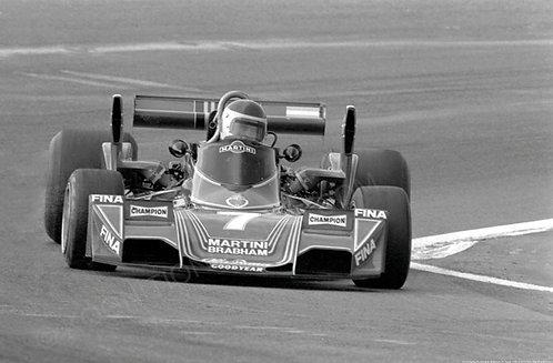 111-Carlos Reutemann, Brabham, F1 Spain 1976