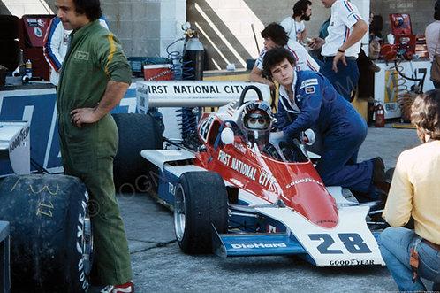 121-John Watson, Penske PC4, F1 Canada 1976