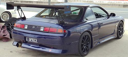 Nissan S14 (240SX) trunk mount wing kit