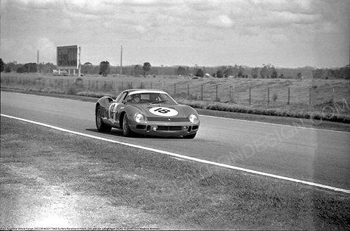 150-Scuderia Veloce Ferrari 250 LM #6321 1968 Surfers Paradise 6 Hours, Leo and