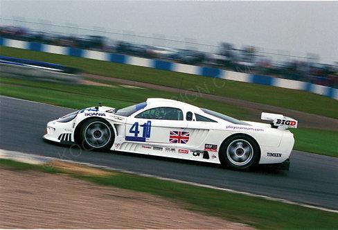 169-Saleen S7,R  Donington ELMS 2001