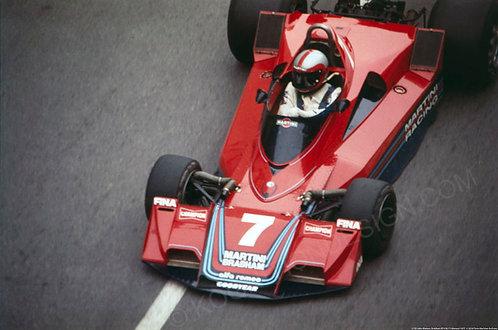 110-John Watson, Brabham BT45B, F1 Monaco 1977