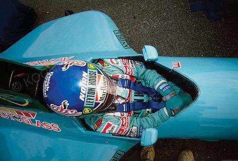 090-Ivan Capelli, March CG891, F1 San Marino 1989