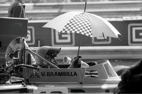 098-Vittorio Brambilla, March F1 Austria 1974