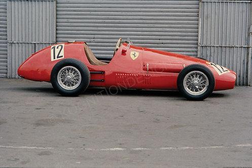 127-1952 Ferrari 500 F2