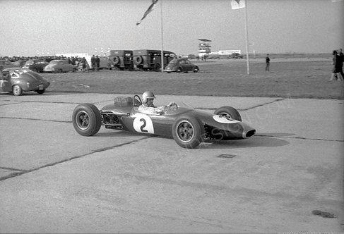 103-Jack Brabham, Brabham, F2 Aspern, Preis Von Wien 1964