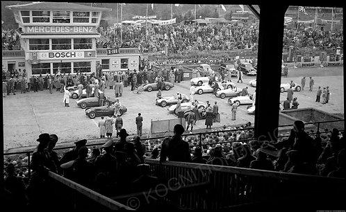 "017-Eifelrennen F2 Germany 1952  18""x27"""
