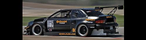 Subaru GC8 chassis mount wing kit