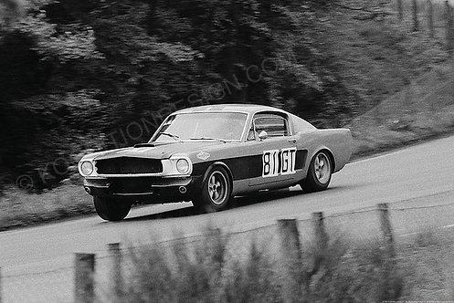 139-Ford Mustang GT, Nurburgring 1968