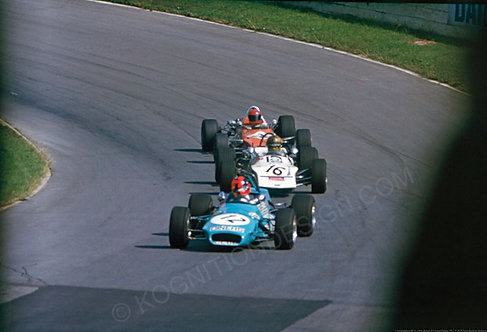 134-Brabham BT 35, Chris Obrien, F3 Crystal Palace 1971