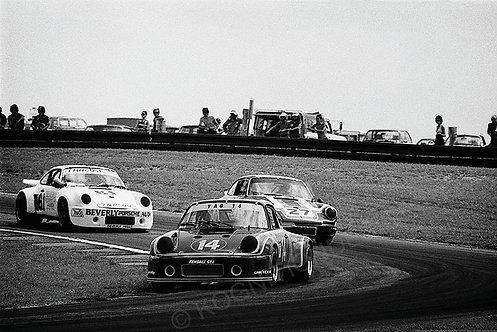 094-Porsche 911 Carrera RSR, Mid Ohio 1974