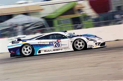 170-Saleen S7,R  Donington ELMS 2001