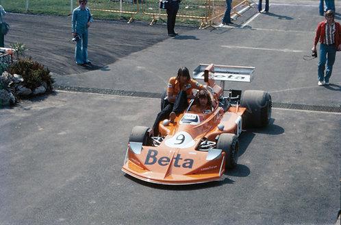 119-Vittorio Brambilla's March 751, F1 Spain 1975