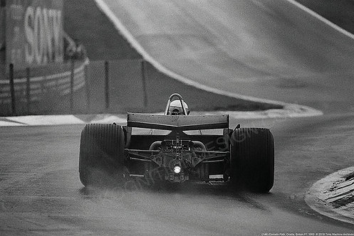 146-Corrado Fabi, Ocella, Britain F1 1983