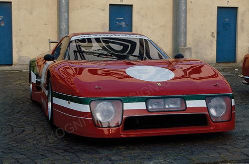 124-1978 Ferrari BB512 LM