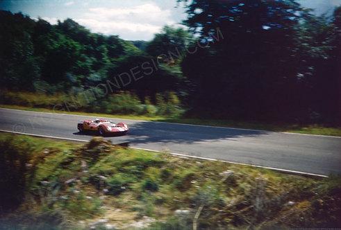 122-Bruce McLaren, Elva, Brands Hatch 1965