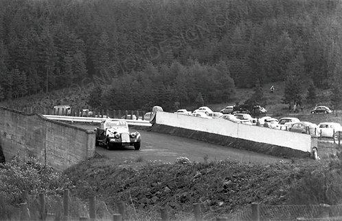 130-Slotemaker,Brathwaite, Morgan 4 Nurburgring 1000, 1963