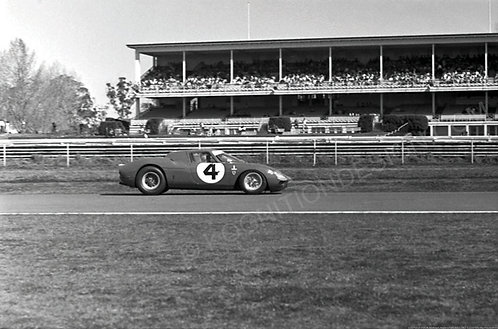 135-Ferrari 250 LM, Bill Brown, Warwick Farm ASCS 1967