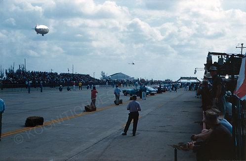 100-Sebring 12 Hours, 1962 starting grid