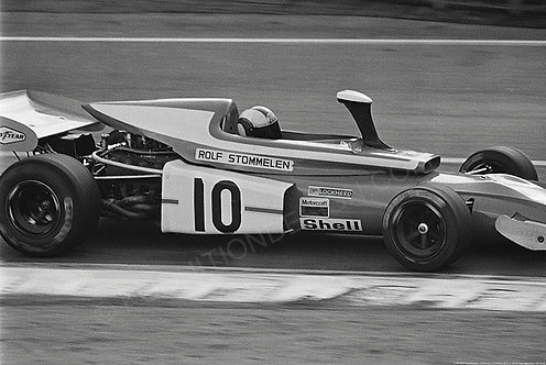 128-Rolf Stommelen, Eifeland, F1 France 1972
