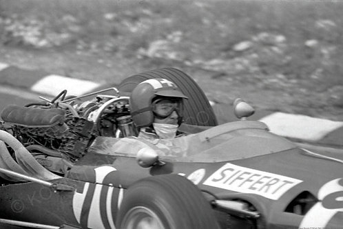108-Jo Siffert, Cooper-Masarati, F1 Britain 1966