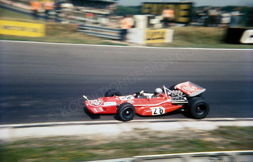 093-Mario Andretti, March 701, F1 Britain 1970
