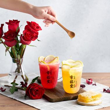 Xing Fu Tang Fruit Tea Series