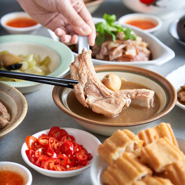 Food Photographyer Singapore - Ng Ah Sio Bak Kut Teh