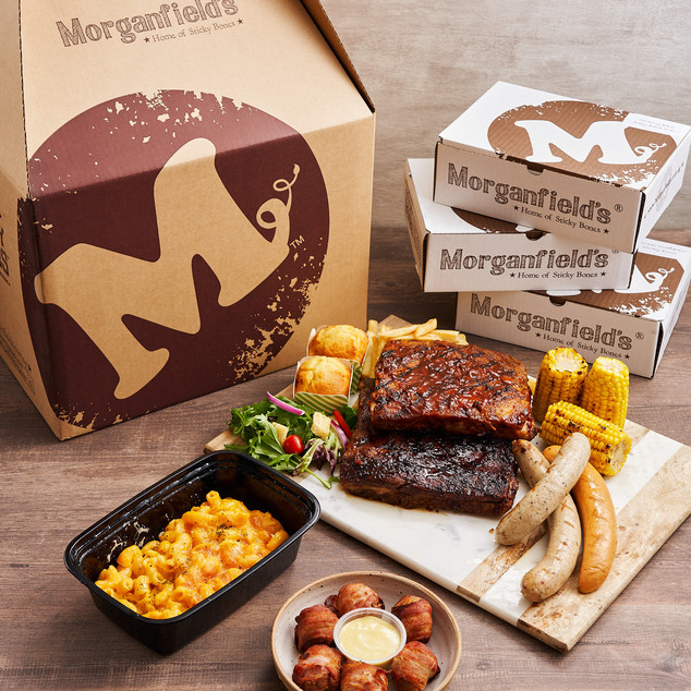 Food Photographer Singapore - Morganfield's Delivery