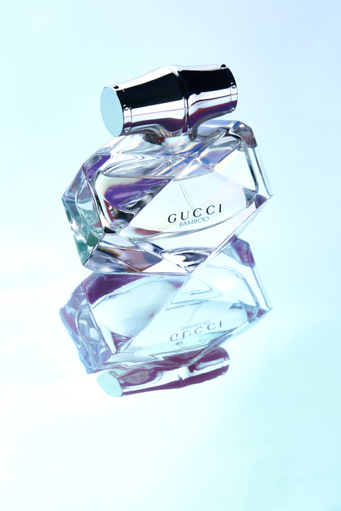 Gucci Perfume Product Shoot