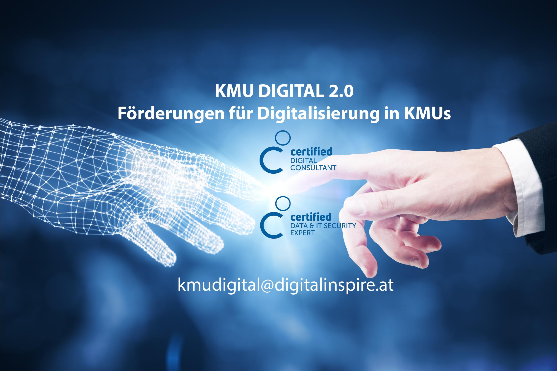 KMU DIGITAL 2.0 Beratung